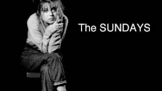 the sundays - through the dark   [ with lyrics ]