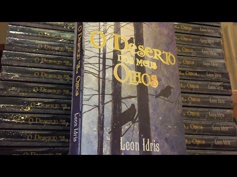 O deserto dos meus olhos | Book Trailer | Leon Idris