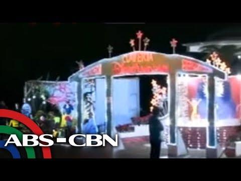 Disney-inspired nga Christmas village bida sa Claveria, Misamis Oriental | TV Patrol Negros