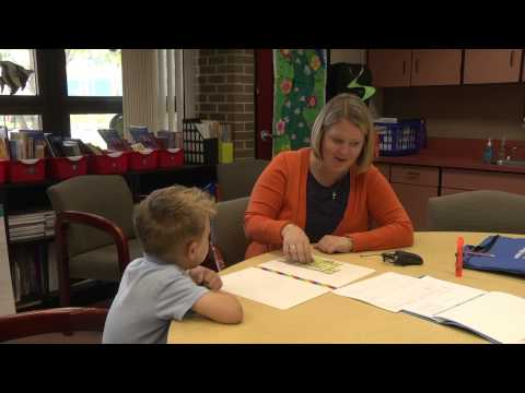 Volunteer Tutor Training: Letter Naming