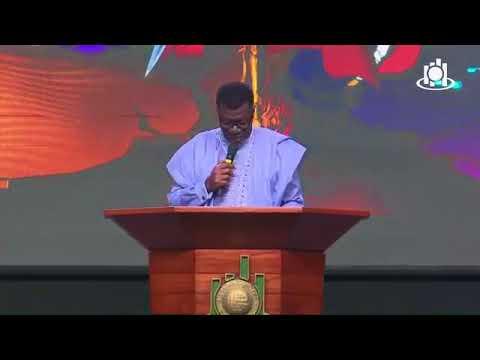 """God is good""- Pastor Otabil explains Capital Bank collapse"