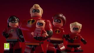 Official LEGO® The Incredibles - Announce Trailer - Video Youtube