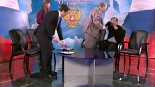 Жириновский публично растоптал кандидата в президенты