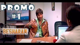 Besharam Dialogue Promo 1