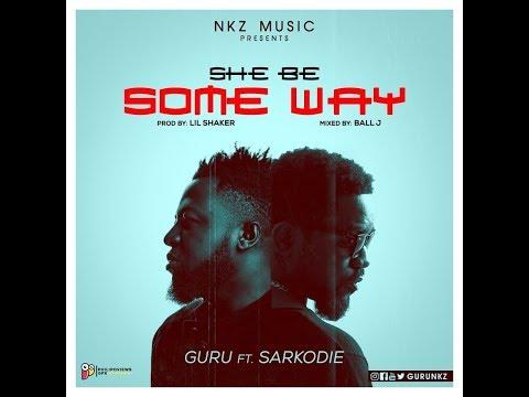 Guru – Someway ft. Sarkodie