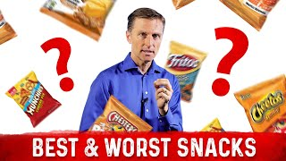 The Best & Worst Weight Loss Snacks
