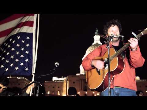Joe Nolan Performs OccupySong at Occupy Congress