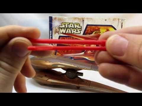 Star Wars - Clone Wars (2003) große Fahrzeuge