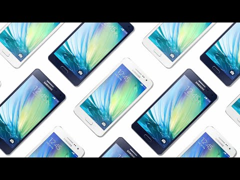 Introducing the New Galaxy A series