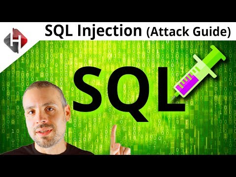 Sql Injection Attack Tutorial 2019