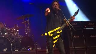 stryper - all for one - live@frontiers festival - 28/04/18