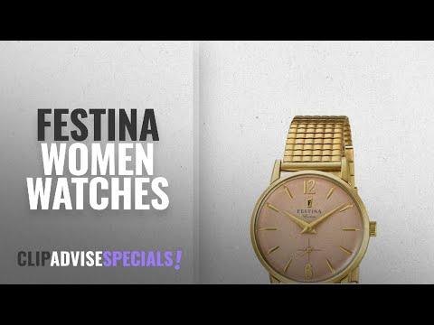 10 Best Selling Festina Women Watches [2018 ]: Festina Womens Watch F20257/2