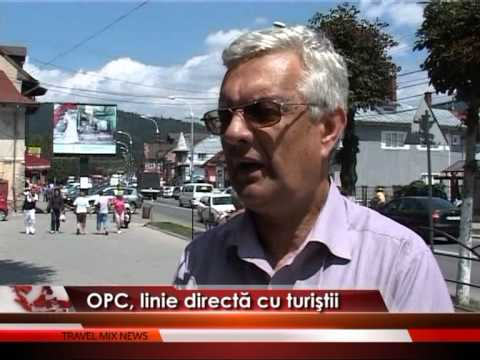 OPC-ul, linie directa cu turiştii – VIDEO