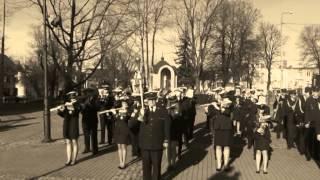 preview picture of video 'Miejska Orkiestra Kalwarii Zebrzyd. 2014 - Wiązanka na 11 listopada'