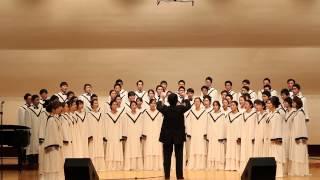 Ernani Aguiar : Salmo 150 / Westminster Choir