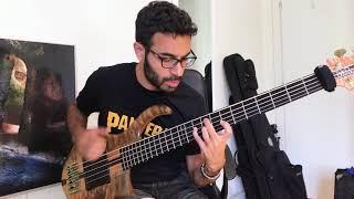 הדורבנים/ כל מה שרצית. Bass Chord-Melody Solo Arr. Lior Ozeri