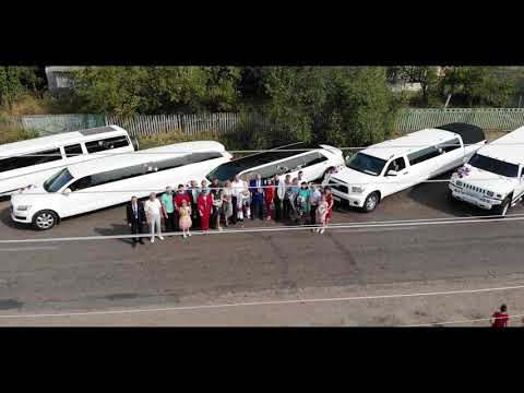 Лимузин Праздничный кортеж Трансфер, відео 4