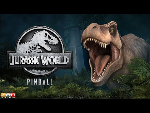 Jurassic World Pinball Celebrates 25 Years of Jurassic Park! - For Pinball FX3 From Zen Studios thumbnail