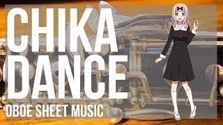 Kei Shirogane  - (Kaguya sama: Love Is War) - EASY Oboe Sheet Music: How to play Chika Dance (Kaguya sama) by Kei Haneoka