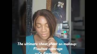 The Ultimate Cheat Sheet Of Makeup | Lime Light By Alcone | Faces By Kelyn