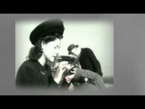 wegenwacht ANWB in actie (1946)