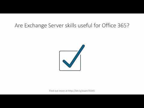 Microsoft Exam 70-345: Designing and Deploying Exchange Server ...