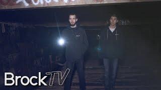 BrockTV Mysteries: Blue Ghost Tunnel