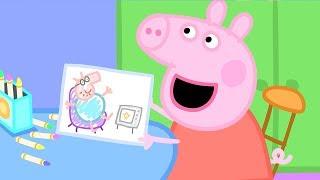 Peppa Pig Świnka Peppa po Polsku najlepsze odcinki - Kompilacja 3 - bajki dla dzieci