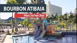Bourbon Atibaia: especial para famílias