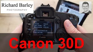 2017 Canon 30D is it still worth buying for £77