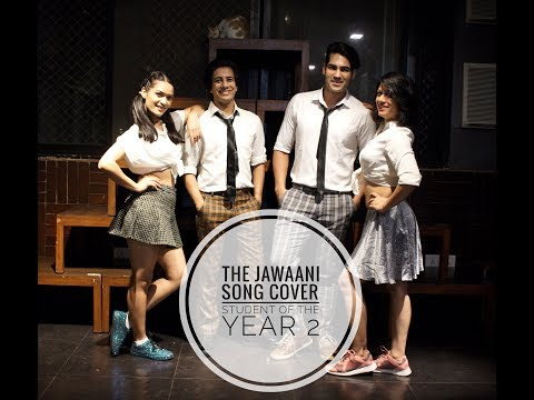 The JAWAANI SONG DANCE COVER