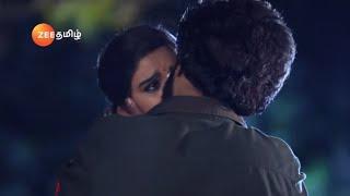 Sembaruthi - செம்பருத்தி | தனது காதலியை ஆதித்யா முத்தமிடும் காதல் காட்சி | Romantic Scene | ஜீ தமிழ்