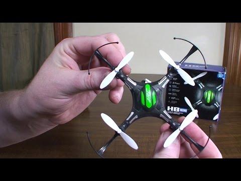JJ R/C - H8 Mini - Review and Flight