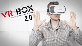 ОБЗОР VR BOX 2.0 + КОНКУРС