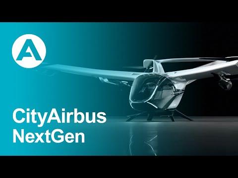 Airbus predstavio električnu letelicu CityAirbus