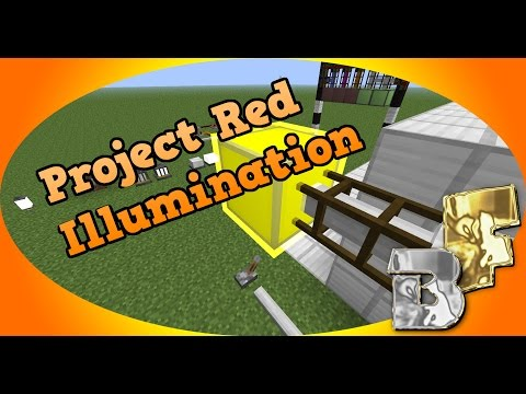 Project Red illumination Tutorial