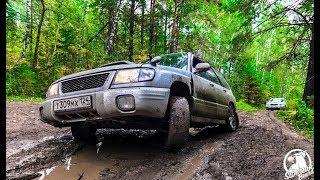 Что Может ФОРИК ? Subaru Forester SF SG 4wd