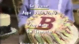 Walk Around The Block With Barney! Credits (1999)