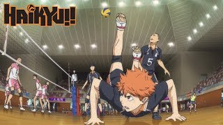 Bench Mover | Haikyu!! Season 2