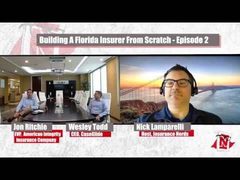 , title : 'PiR - E152: Starting a Florida Insurance Company From Scratch (Episode 2)