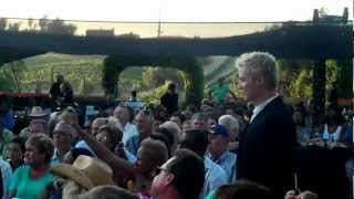 """Chris Botti and Lisa Fischer Perform """"The Very Thought of You"""" Live at Thornton Winery"""