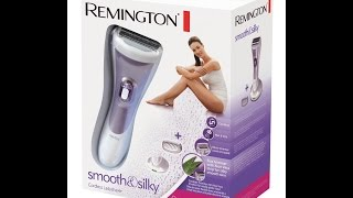 Remington WDF4840 Cordless Lady Shaver UNBOXING!