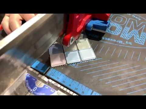 Mosakit - коврик для мозаики и плитки MASTERPIUMA