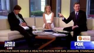 Tucker Carlson Falls Asleep on Fox and Friends! (Original)