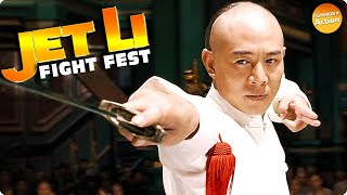 JET LI | Greatest Fight Moments Tribute Compilation #1