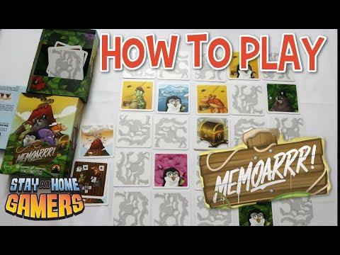 How-To Play MemoARRR!