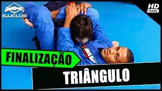 Jiu-Jitsu - Triângulo Da Guarda Fechada - Jorge Azevedo - BJJCLUB