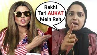 Rakhi Sawant Reply To Shabnam Shaikh On Sara Khan Comment On Islam