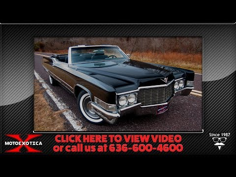 Video of '69 2-Dr Sedan Offered by MotoeXotica Classic Cars - P7RC