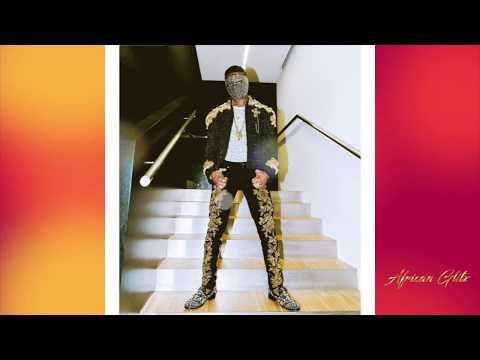 Wizkid Prep & walks Dolce & Gabbana's Men's Fashion Show in Milan